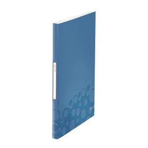 Leitz 利市 WOW 40頁資料簿 A4 藍色
