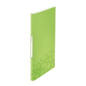 Leitz 利市 WOW 40頁資料簿 A4 綠色