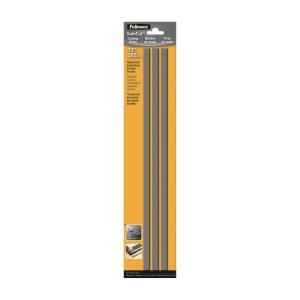 Fellowes A4 𠝹紙機專用膠條墊 - 3件裝