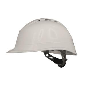 Delta Plus Quartzup Iv Safety Helmet White