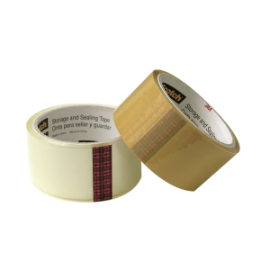 Scotch 3609-C Box Sealing Tape 48mm x 30m Clear