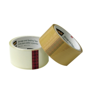 Scotch 3609-C Box Sealing Tape 60mm x 30m Clear