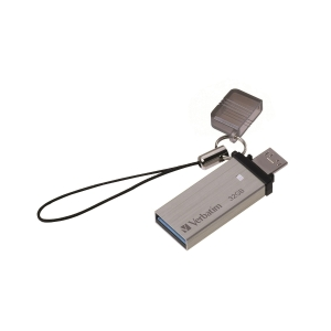 Verbatim OTG USB 3.0 32GB 迷你記憶棒