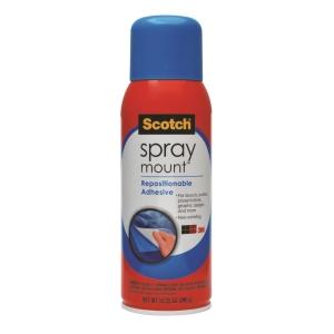 Scotch 思高牌 6065 Spray mount 可再貼噴膠 290g