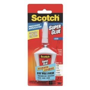 Scotch AD124 Super Glue Liquid 4g