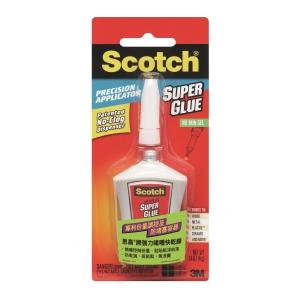 Scotch AD125 Super Glue Gel 4g