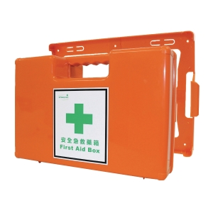 APSafetyCare APSC021 First Aid Box - For 1-9 People