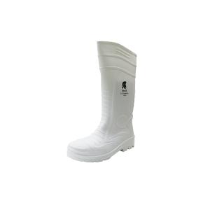 SMAAT SPW050 PVC 防滑水鞋 白色 45碼 (無鋼頭)