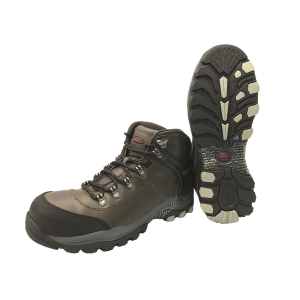 BATA PERFORMANCE Safety Boots 43 Black