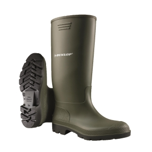 Dunlop 380VP PVC Boots 40
