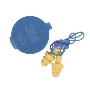 3M E-A-R 340-4002 Ultrafit Ear Plugs with Case & Cord
