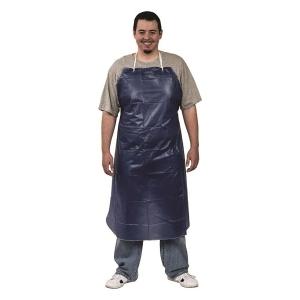 Ansell 56-001 圍裙 藍色 (8微米厚)