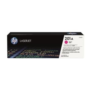 HP CF403A 鐳射碳粉盒 紅色
