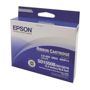 EPSON 原裝 C13S015508 列印機色帶