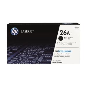 HP CF226A 鐳射碳粉盒 黑色