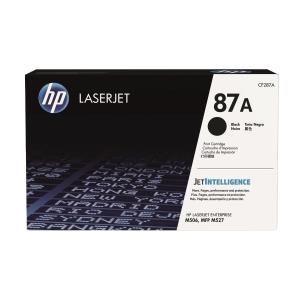 HP CF287A 鐳射碳粉盒 黑色