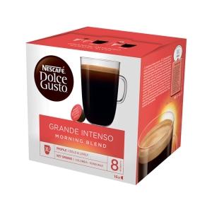雀巢 Dolce Gusto 升級特濃咖啡膠囊 - 16粒裝