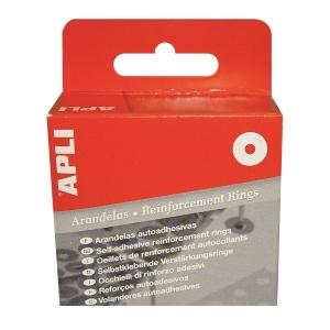 APLI 透明活頁保護圈 - 每盒500個