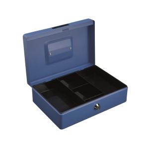 CARL CB-2010 簡易錢箱 藍色