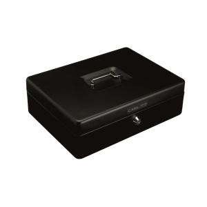 CARL CB-2012 簡易錢箱 黑色