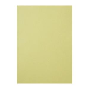 皮紋釘裝封面咭 A4 奶白色 - 每包100張