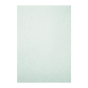 Leathergrain Binding Cover A4 White - Pack of 100