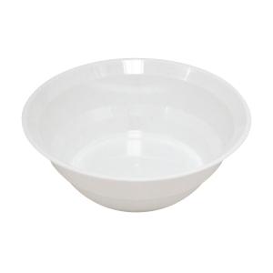 白色膠碗 12安士 - 10個裝