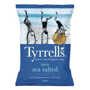 Tyrrell s 手工製輕海鹽薯片 150克