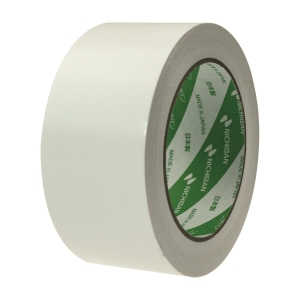 NICHIBAN Rayon Cloth Tape 2 inch x 15 yds White