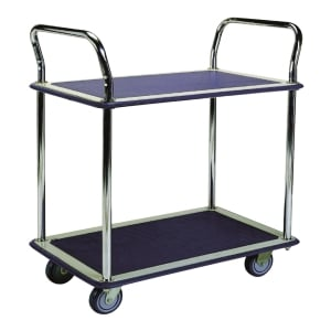 Two-Shelved HT21T Utility Cart 200kg