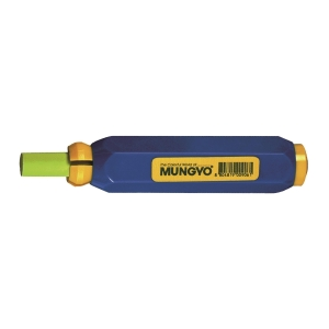 MUNGYO 藍色膠筆桿粉筆套