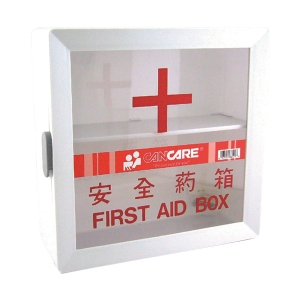 Cancare First Aid Empty Cabinet