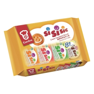 Garden Sisisic Assorted Tray Pack - Pack of 8
