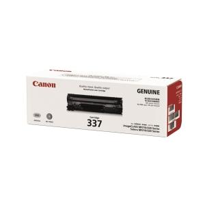 Canon 佳能 337 鐳射碳粉盒 黑色