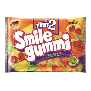 nimm2 Smilegummi Fruit 90g