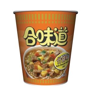 NISSIN 日清  合味道杯麵雜錦味75克