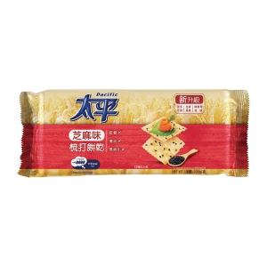 Pacific 太平 芝麻梳打餅乾 300克