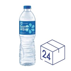Bonaqua 飛雪 膠樽裝 礦物質飲品 770毫升 - 24支裝