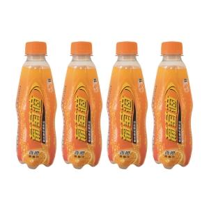 Lucozade 葡萄適 葡萄糖能量飲品300毫升 (橙味) - 4支裝