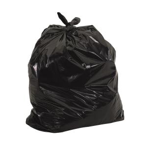 可生物降解垃圾袋 32X40   黑色 - 100個裝