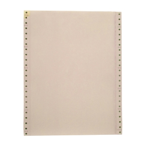 Computer Form 2-ply (White/Yellow) - Box of 900 Sets