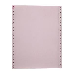 彩色電腦紙 9.5吋 x 11吋 3層 (白/粉紅/黃) - 每盒900張