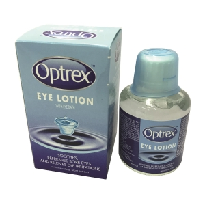 Optrex Eye Wash Solution 110ml with Cup