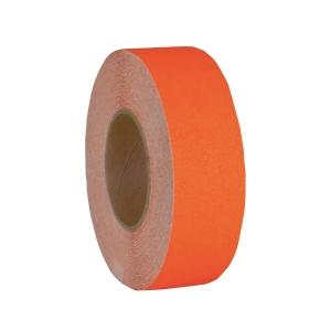 SECUREMEN 2吋 防滑貼 (一般平地) 螢光橙色