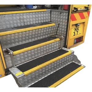 Securemen Medium Yellow Grp Safe Edge 70 x 600 x 300mm