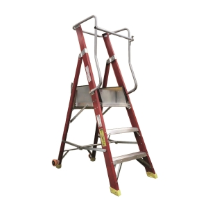 JIMAO FO25-103 Fiberglass Ladder