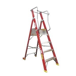 JIMAO FO25-104 Fiberglass Ladder