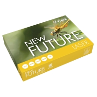 PRINTERPAPIR FUTURE LASERTECH M/HUL A4 80G PAKKE A 500 ARK