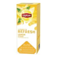 TEA LIPTON LEMON PAKKE A 25 TEABREVE