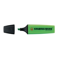 HIGHLIGHTER STABILO BOSS ORIGINAL 70-33 GRØN